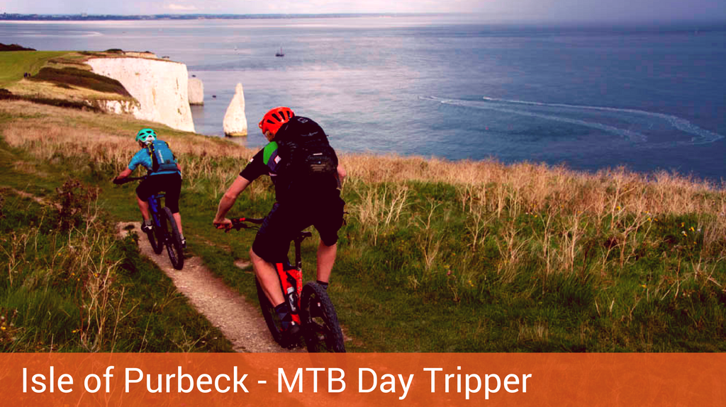 Isle of Purbeck Corfe Castle MTB Surrey Hills Mountain Biking guided mtb south downs way