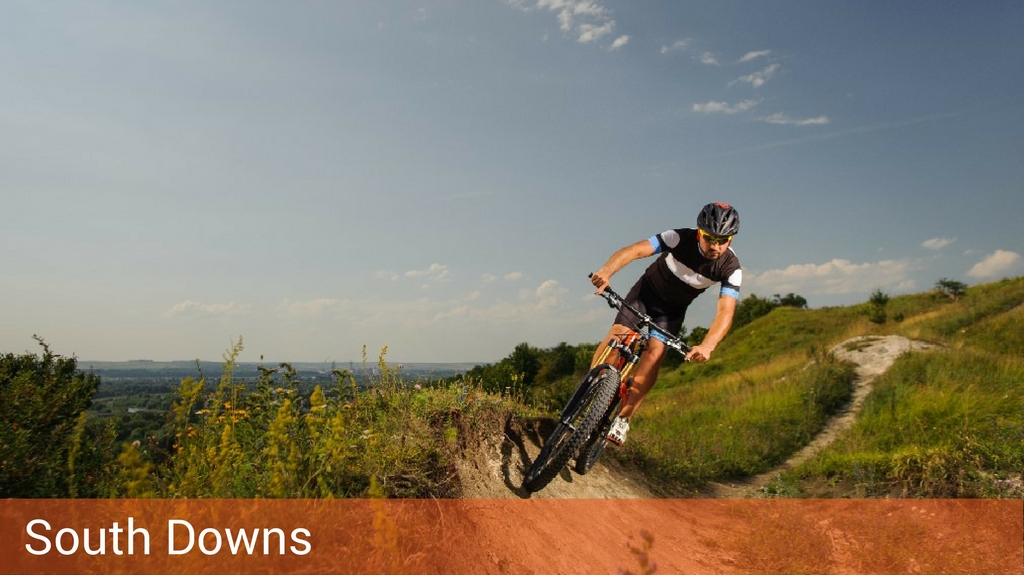 Surrey Hills Mountain Biking guided mtb south downs way