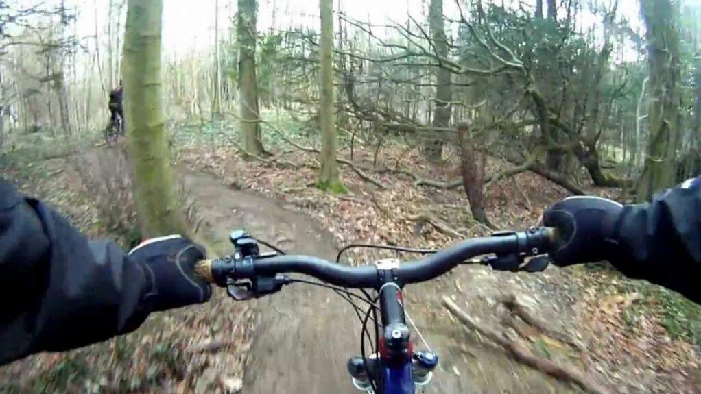 South Downs Mountain Biking Stanmer MTB