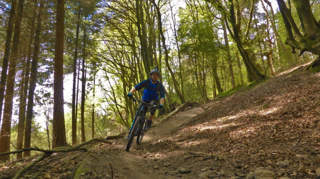Surrey Hills Guided Rides MTB weekends