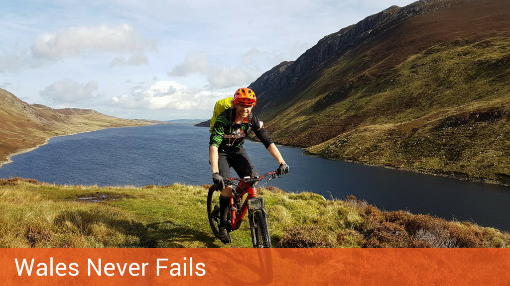 Snowdonia Snowdon Mountain Biking guided mtb Wales Brecon Beacons Elan Valley Black Mountains MTB