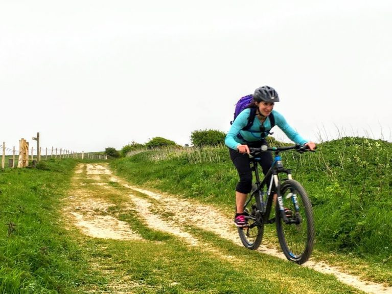How MTB helps with my anxiety