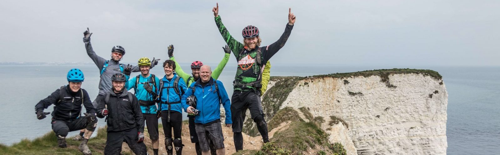 Isle of purbeck Old Harry Rocks Mountain Bike Rides