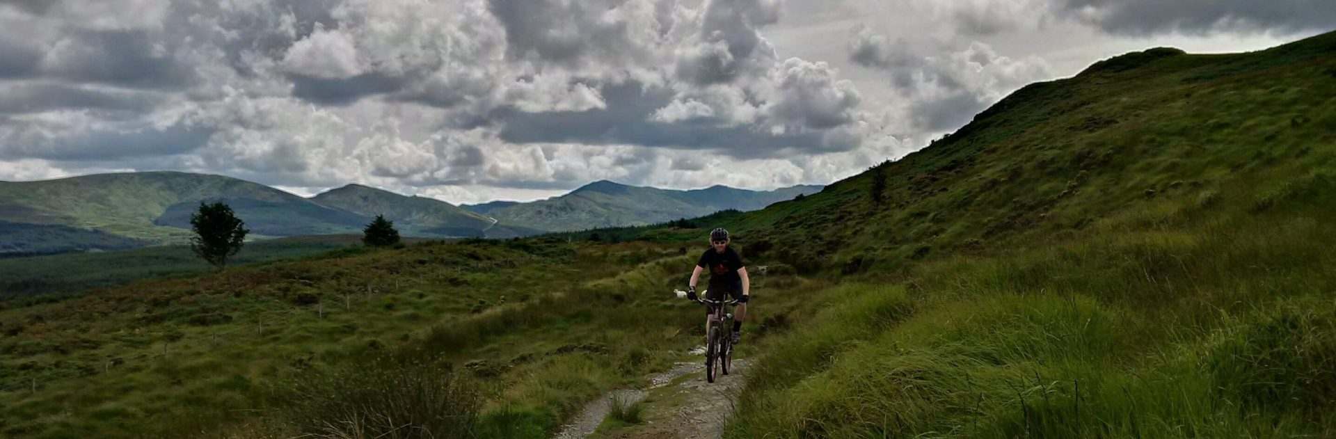 Mountain biking on the South Downs Wales MTB weekends